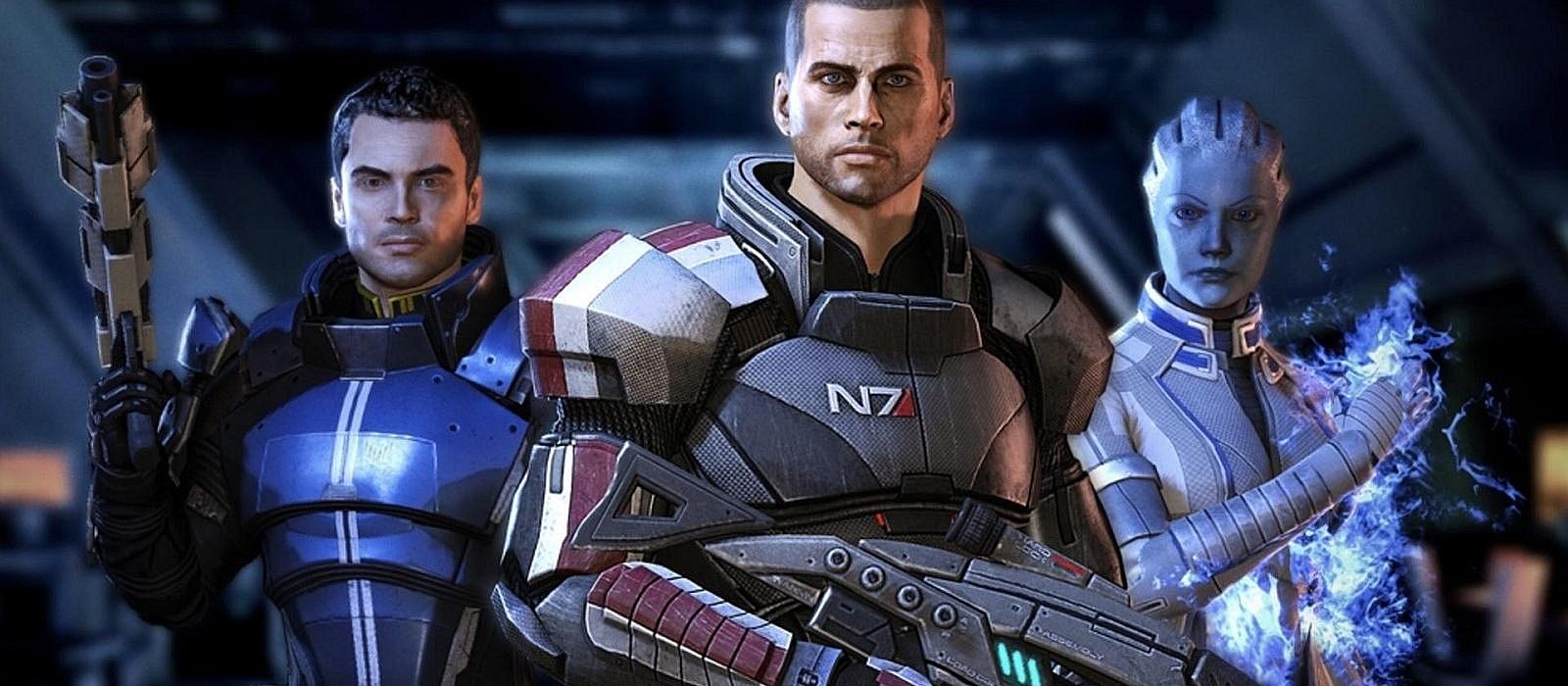Mass Effect Legendary Edition Review, Neuer STALKER 2 Screenshot & Hot Cosplay - Neuer SpielGesetz Podcast veröffentlicht