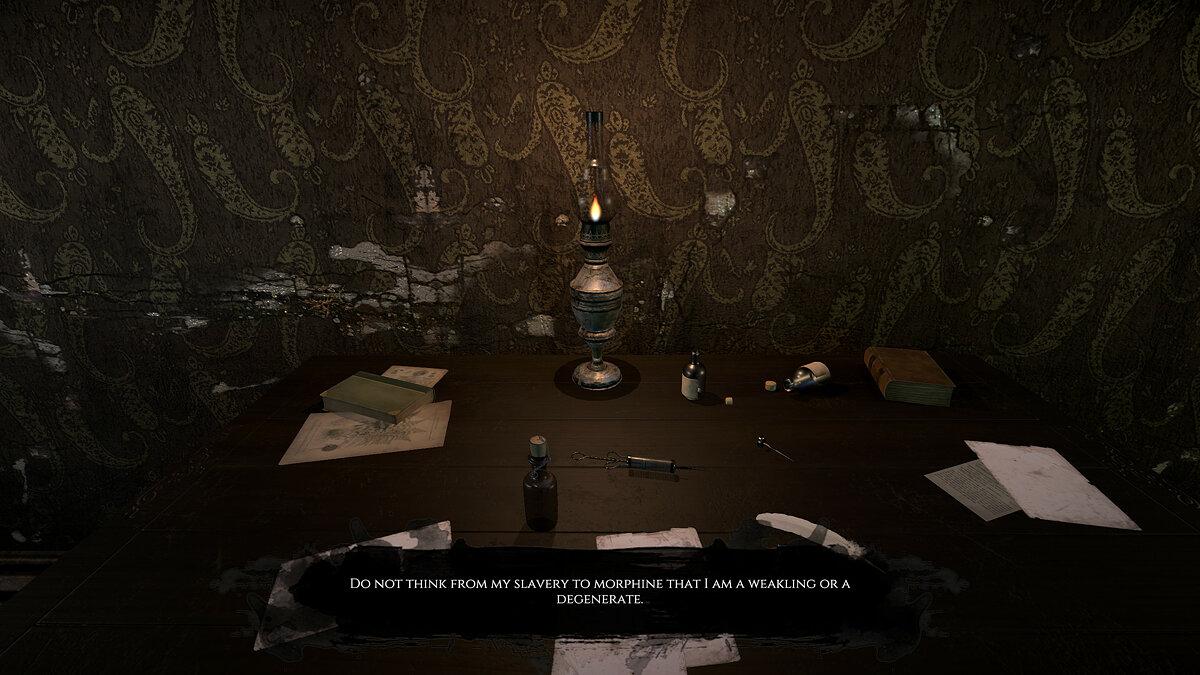Ein kostenloses Lovecraft-Spiel über einen uralten Meeresgott erscheint auf Steam