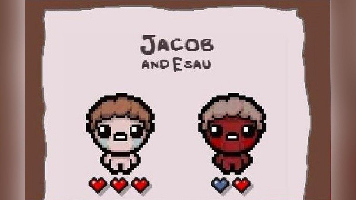Как открыть всех персонажей в The Binding of Isaac, включая dlc и порченных героев