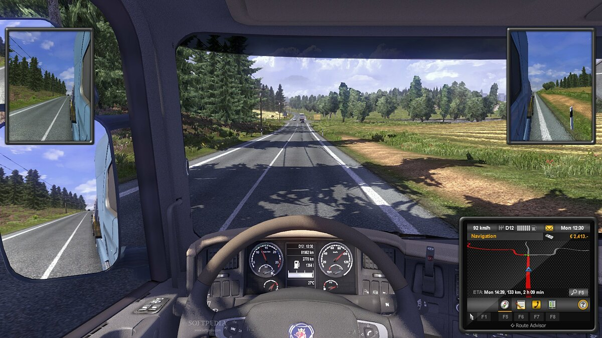 Viel Geld in Euro Truck Simulator 2 mit Cheats, Mods und ehrlichen Wegen