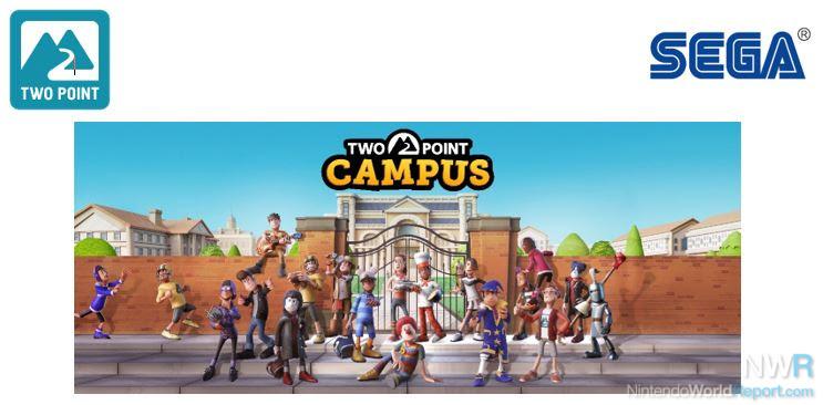 Erstsemester-Klasse des Two Point Campus, der 2022 zusammentritt
