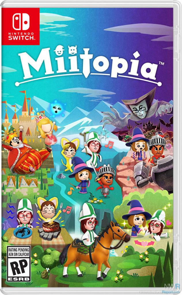 Miitopia (Switch) Rezension