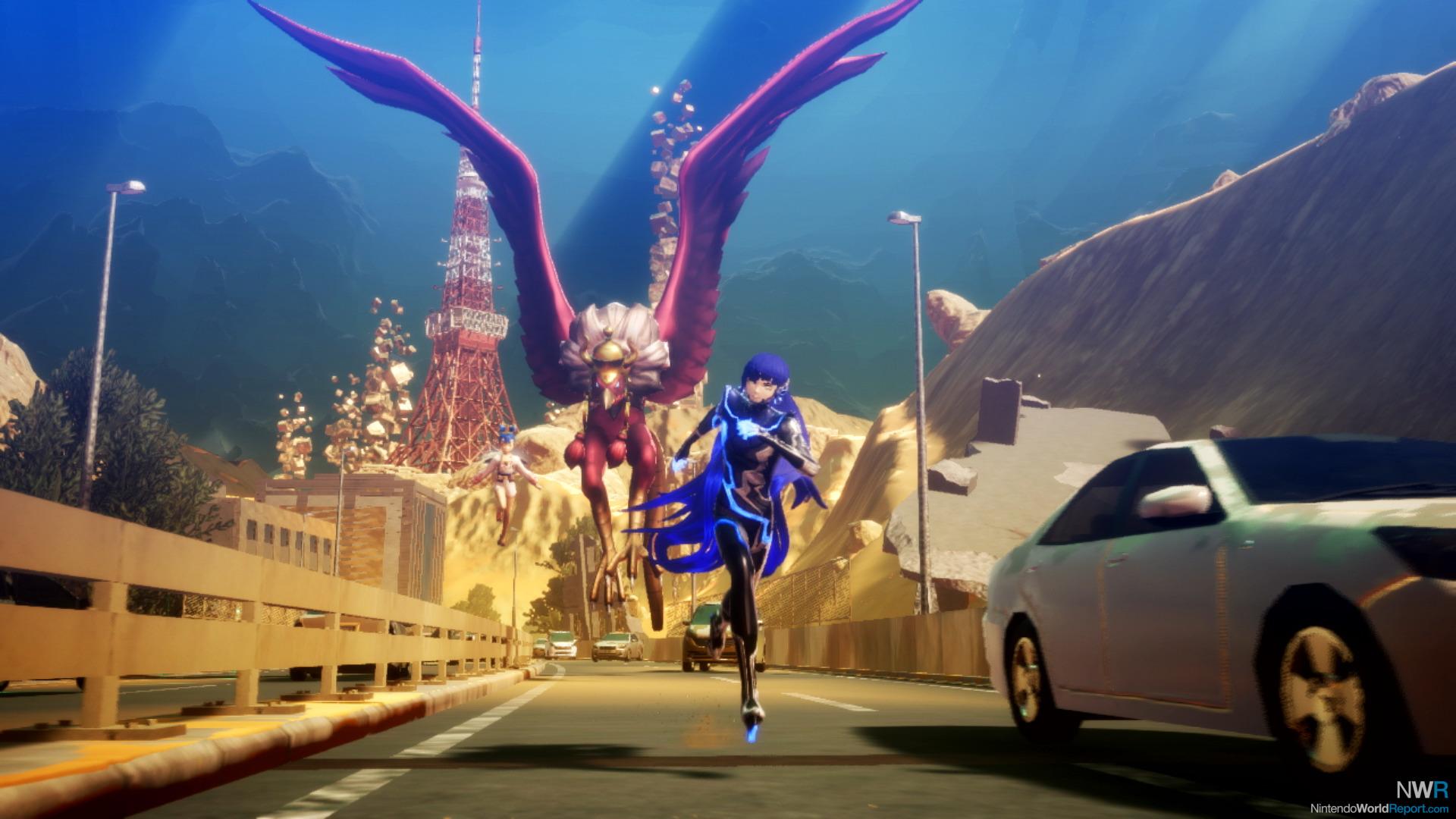 Shin Megami Tensei V bestätigt frühere Details und startet am 12. November