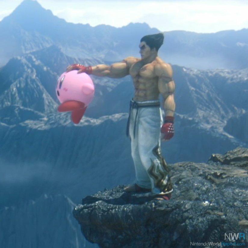 Kazuya kommt zu Smash Ultimate