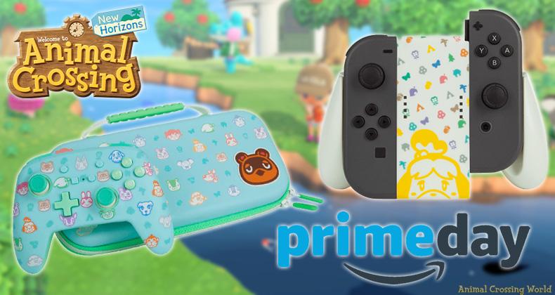 Die besten heute verfügbaren Animal Crossing Amazon Prime Day Deals
