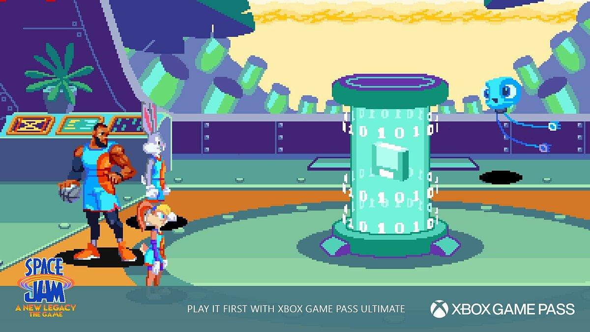 Neues Space Jam-Spiel entpuppt sich als kostenloses Teenage Mutant Ninja Turtles-Kampfspiel auf dem NES