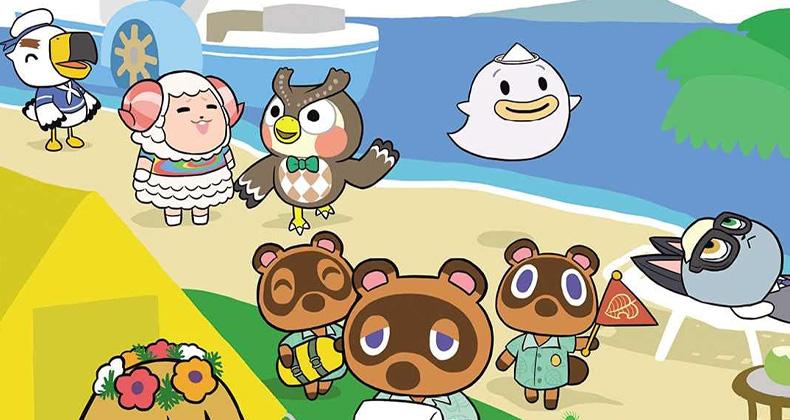 Animal Crossing: New Horizons Deserted Island Diary Manga-Cover enthüllt, englische Vorbestellungen live