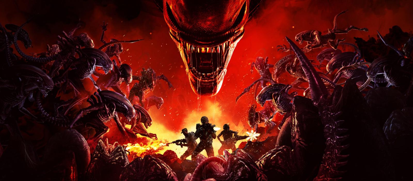 Bald wird es möglich sein, Aliens mit Packs nass zu machen: Der neue Trailer zu Aliens: Fireteam Elite hat das Release-Datum bekannt gegeben