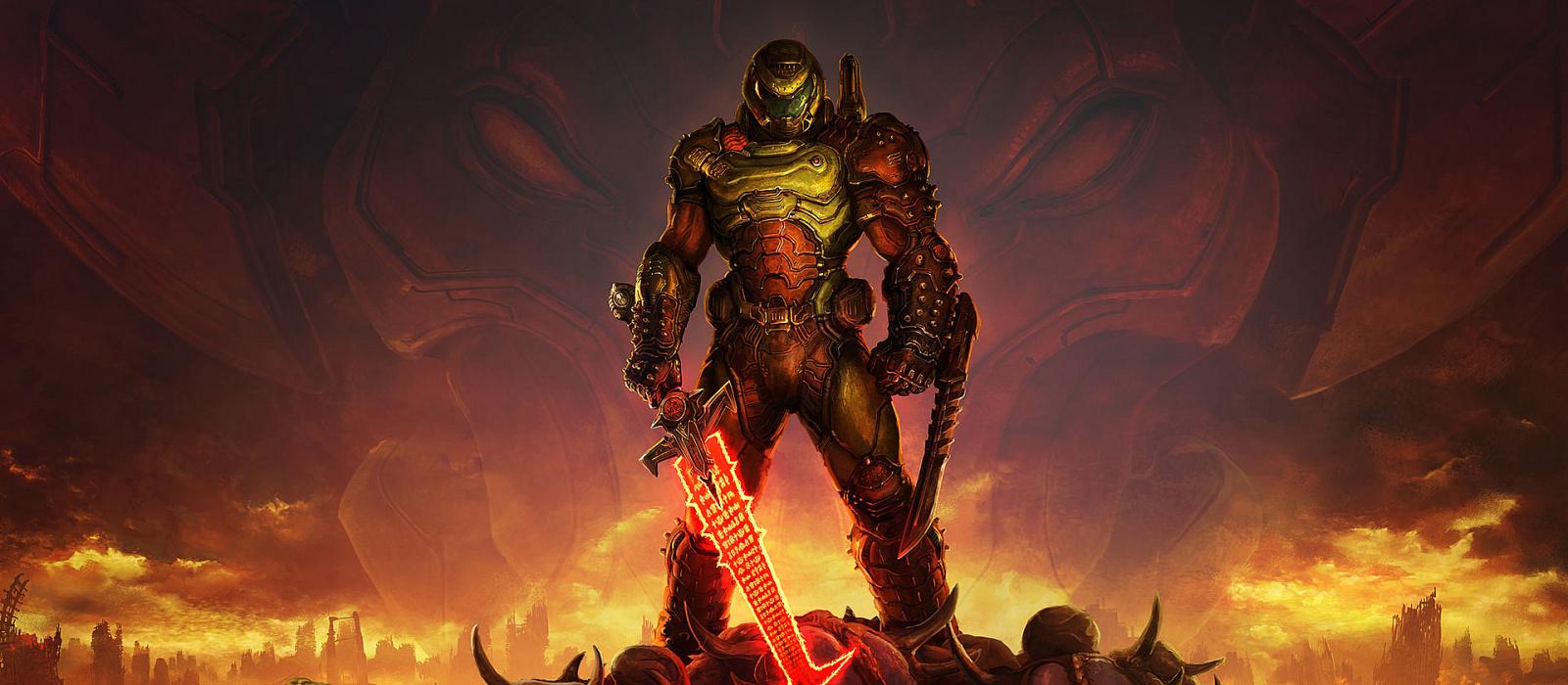 Ein neuer Treiber für NVIDIA-Grafikkarten hat Doom Eternal um Raytracing und Anti-Aliasing erweitert.  Aber nicht alles ist so einfach