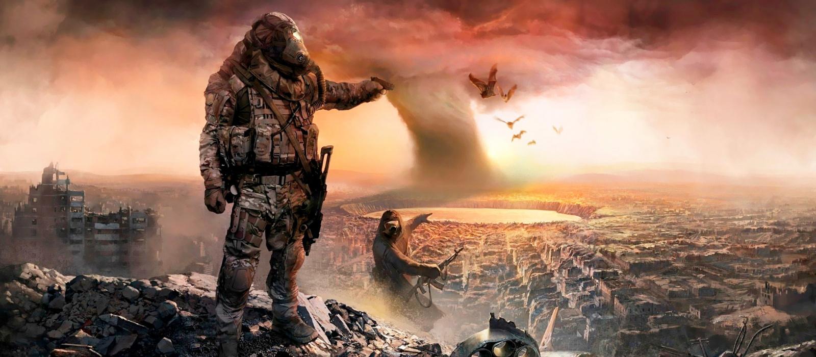 """Inländisches Rollenspiel, das """"Russian Fallout"""" heißt, jetzt können Sie zu Ende gehen"""
