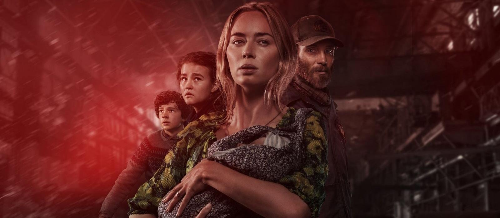 """Kritik zum Film """"A Quiet Place 2"""".  Fast wie The Last of Us, nur mit Handlungslöchern"""