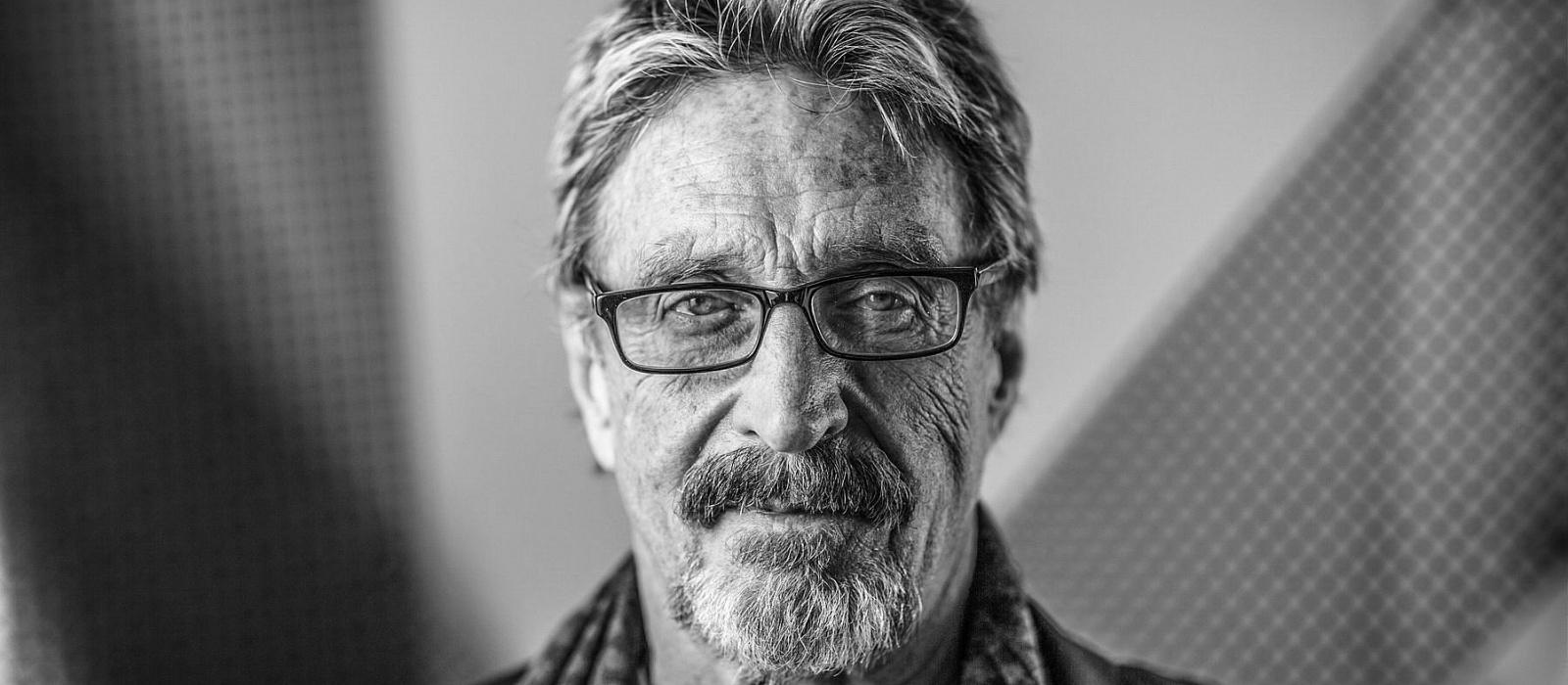 McAfee Antivirus-Erfinder John McAfee tot im Gefängnis aufgefunden
