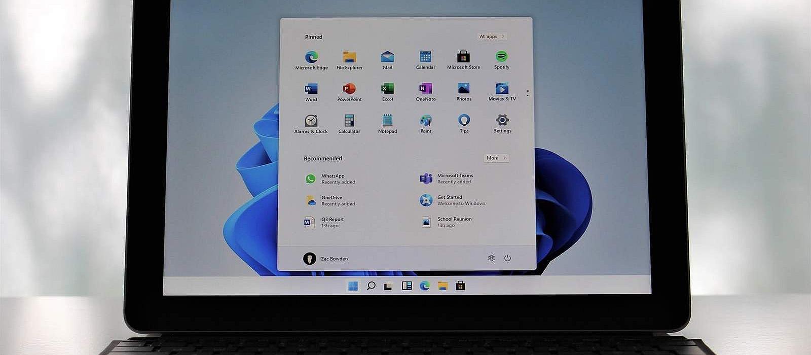 Microsoft hat einen neuen Teaser für Windows 11 enthüllt. Und es ist sehr seltsam