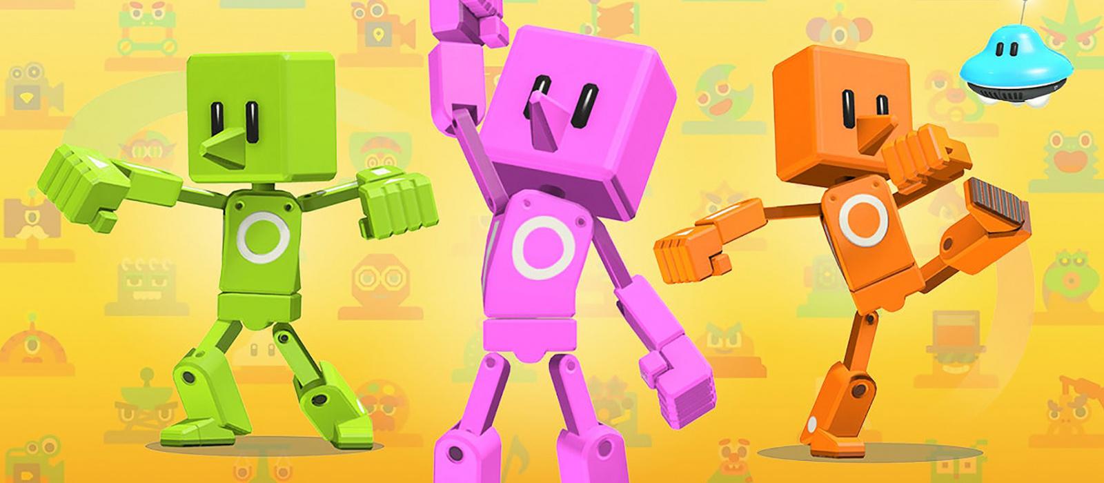 Nintendo Switch hat einen Konstruktor veröffentlicht, mit dem Sie Ihre eigenen Spiele erstellen können