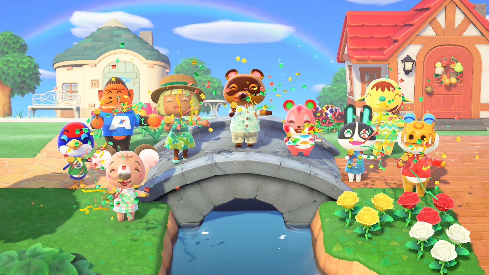Nintendo bestätigt Pläne für neue zukünftige Inhalte in Animal Crossing: New Horizons Nach E3