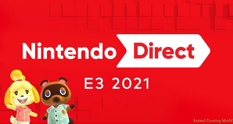 Sieh dir Nintendo Direct auf der E3 2021 am 15. Juni an: Was du wissen musst