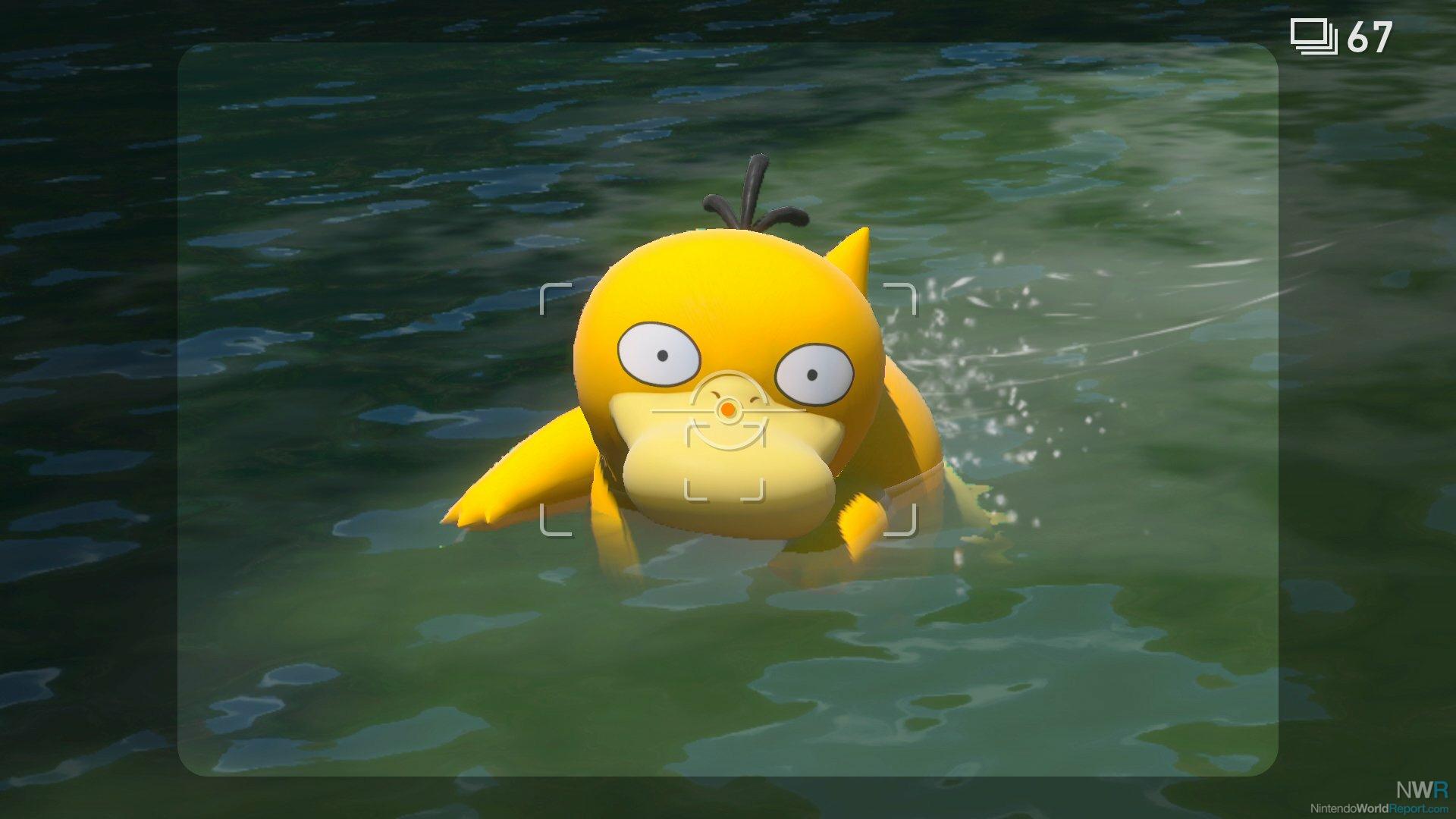Neuer Pokemon Snap mit kostenlosem Update am 3. August