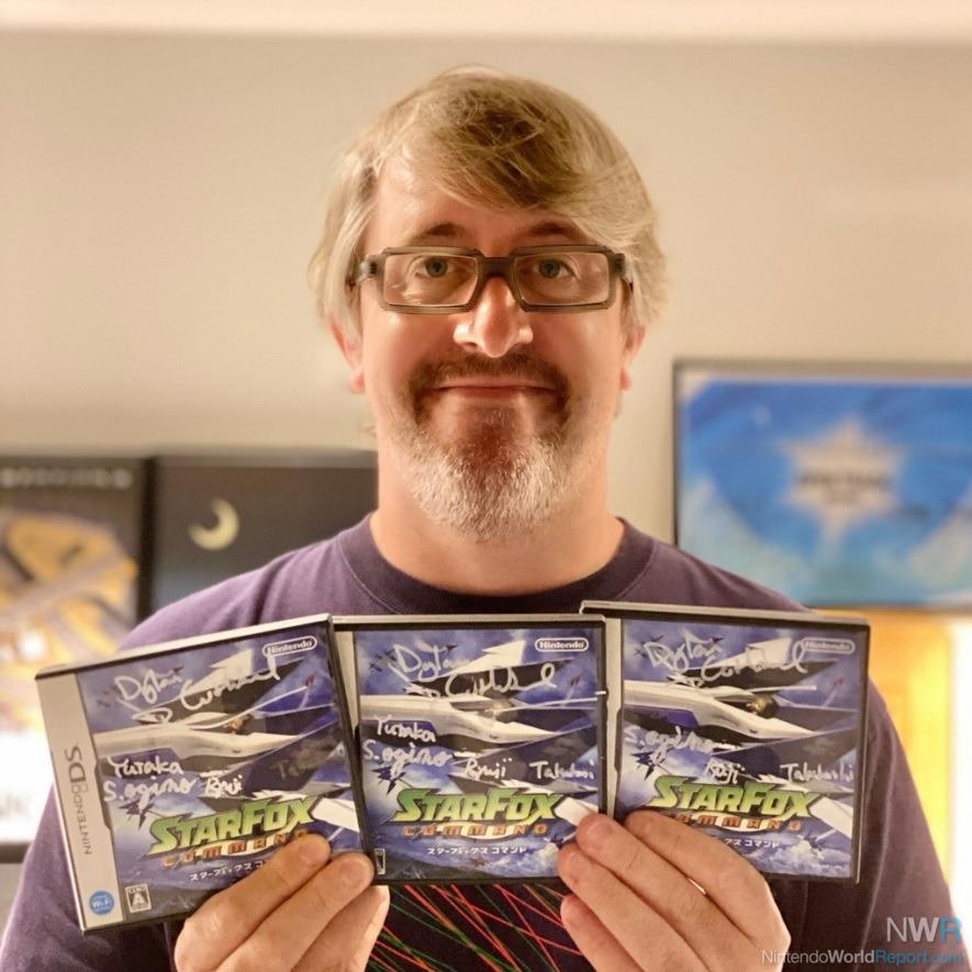 Gewinnen Sie eine signierte Kopie von Star Fox Command!