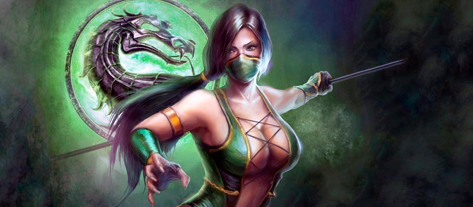 Ed Boone hat eine Zeichnung mit Mädchen von Mortal Kombat gezeigt – die Erstellung hat 50 Stunden gedauert