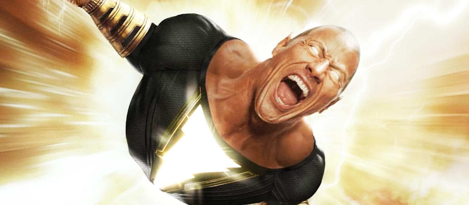 GTA 5 fügte mit dem Erscheinen des Rock eine neue Version von Black Adam hinzu und zeigte seine Superkräfte