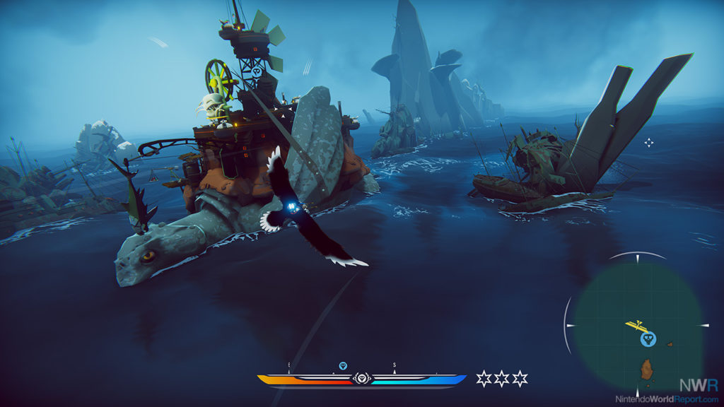 The Falconeer: Warrior Edition (Switch) Testbericht