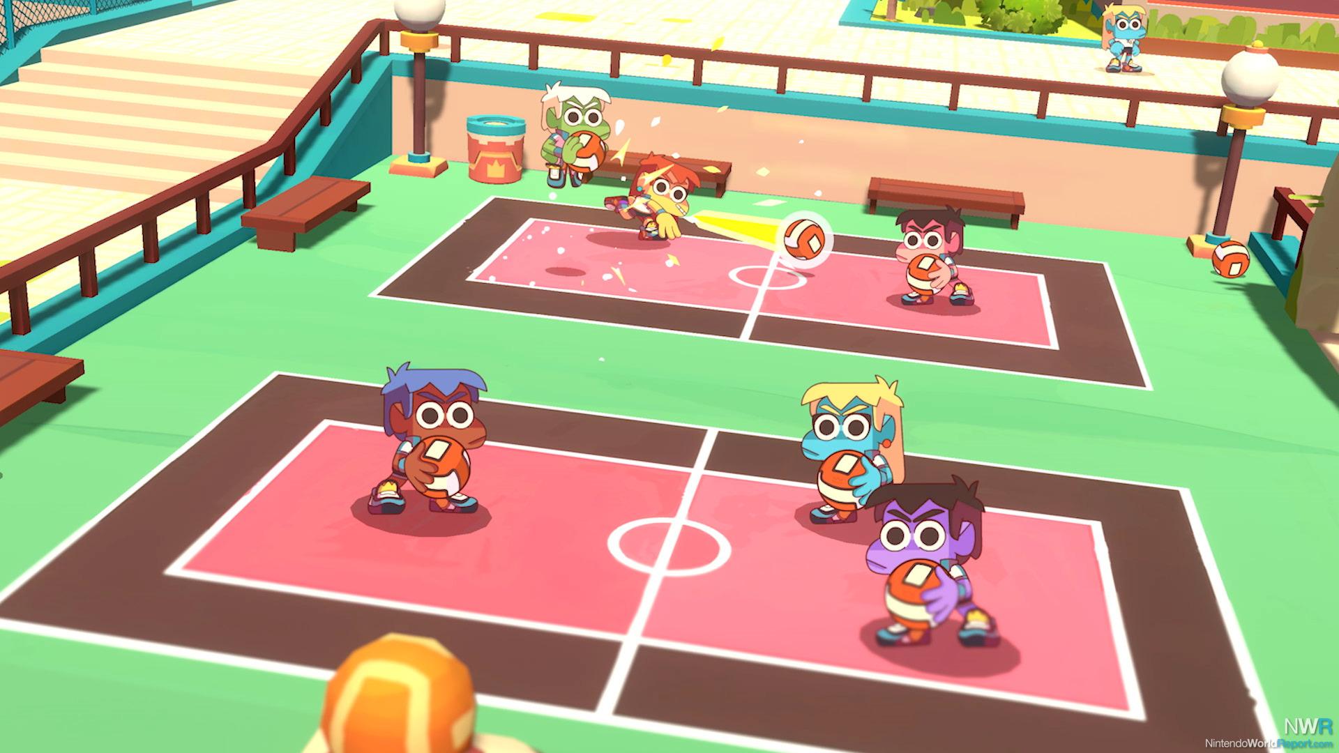 Mit den Entwicklern von Dodgeball Academia über Shonen-Anime und Pokémon sprechen