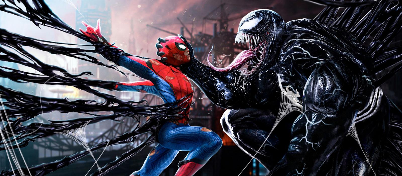 Der Regisseur von Venom 2 enthüllt, als Spider-Man Eddie Brock trifft