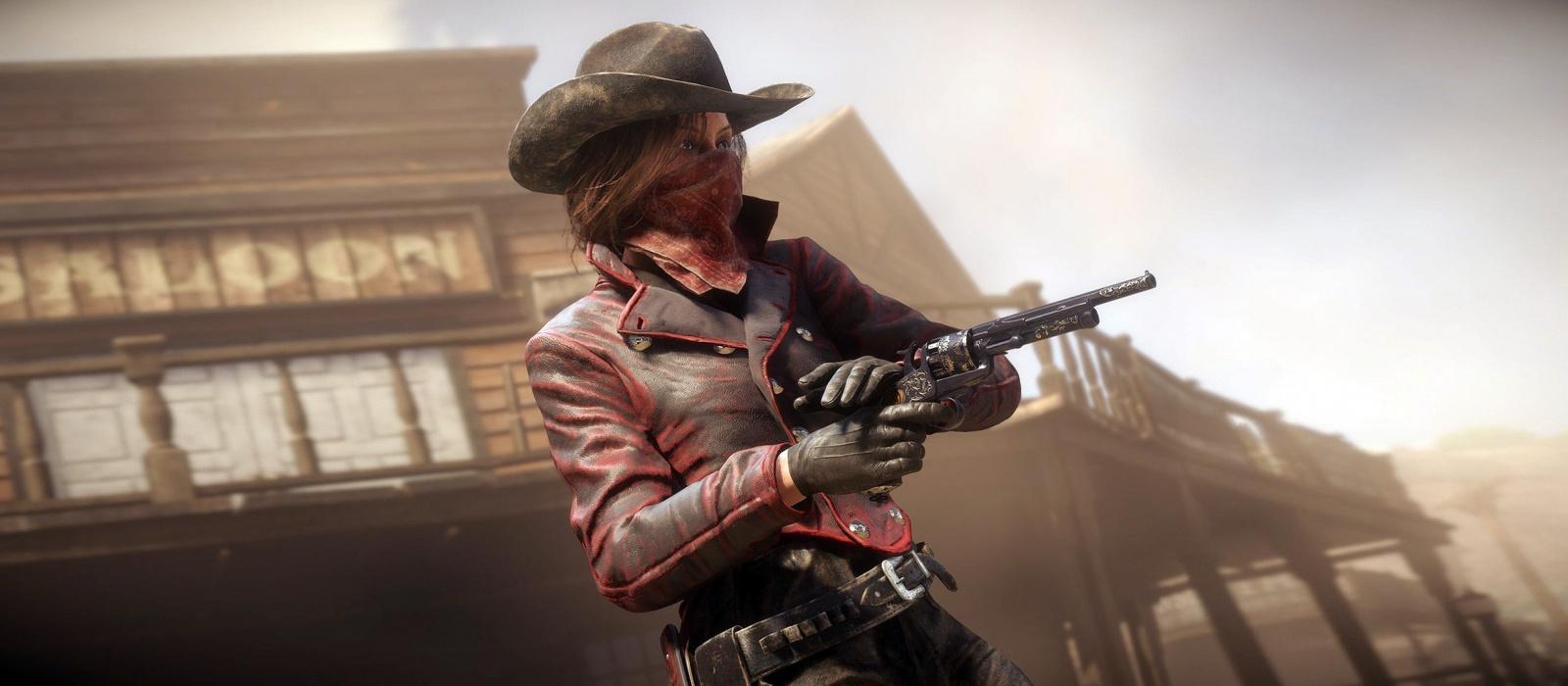 Die Screenshots zeigten die Charaktere, die aus Red Dead Redemption 2 herausgeschnitten wurden