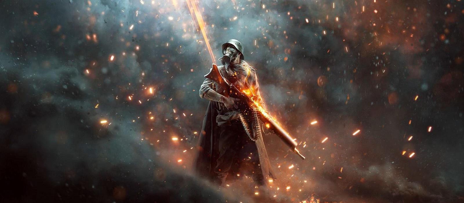 Freebie: Verschenke das Battlefield 1 Ultimate Bundle auf Steam.  Es kostet 2500 Rubel