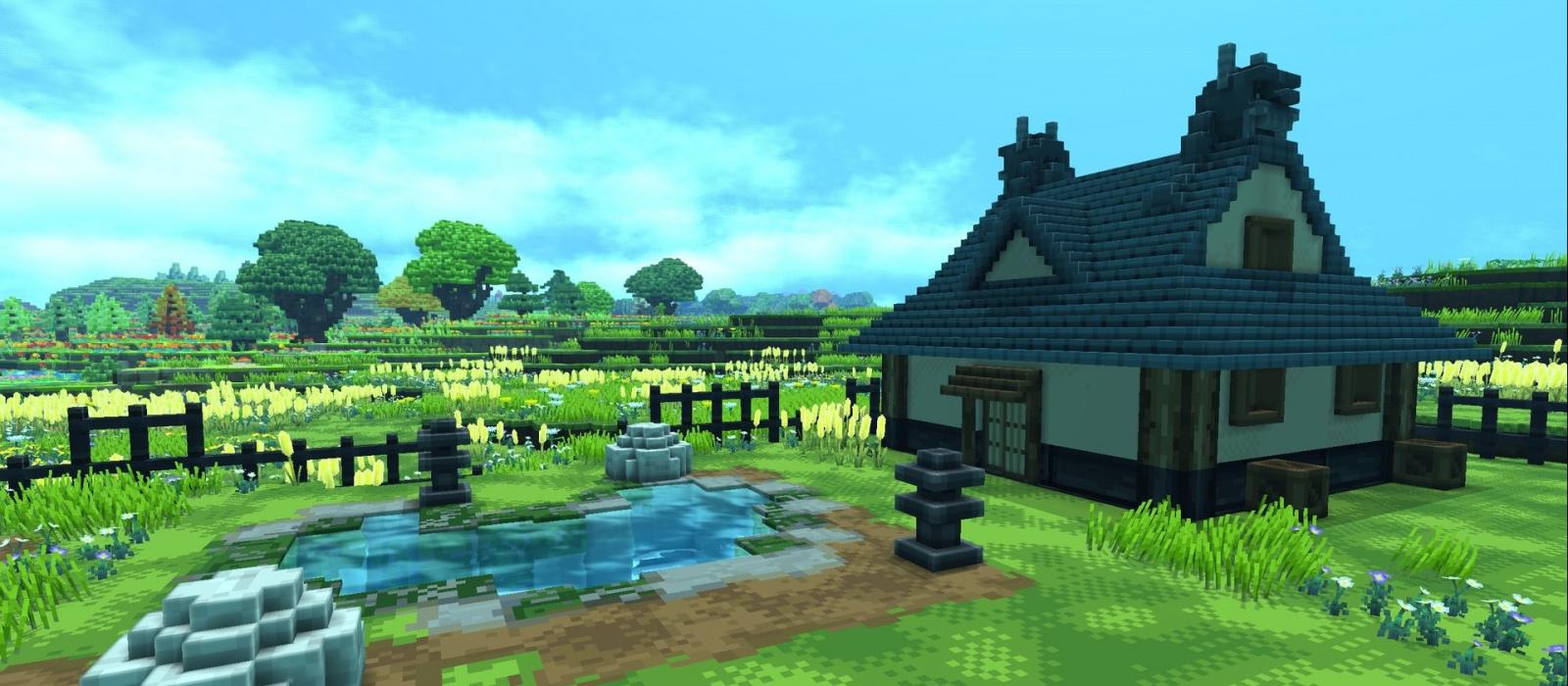 Neue Minecraft-ähnliche Open World Sandbox auf Steam – Videos und Screenshots erscheinen
