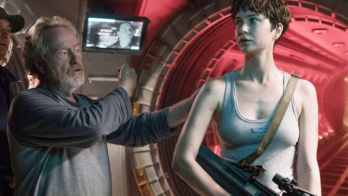 Alien-Regisseur Ridley Scott kritisiert kommende Xenomorph-Serie