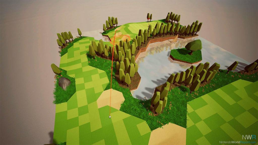 Eine kleine Golfreise (Switch) Rezension