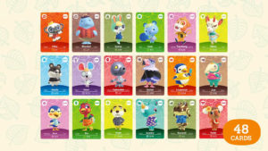 Serie 5 Animal Crossing Amiibo-Karten: KOMPLETTE 48 Kartenliste & Erscheinungsdatum