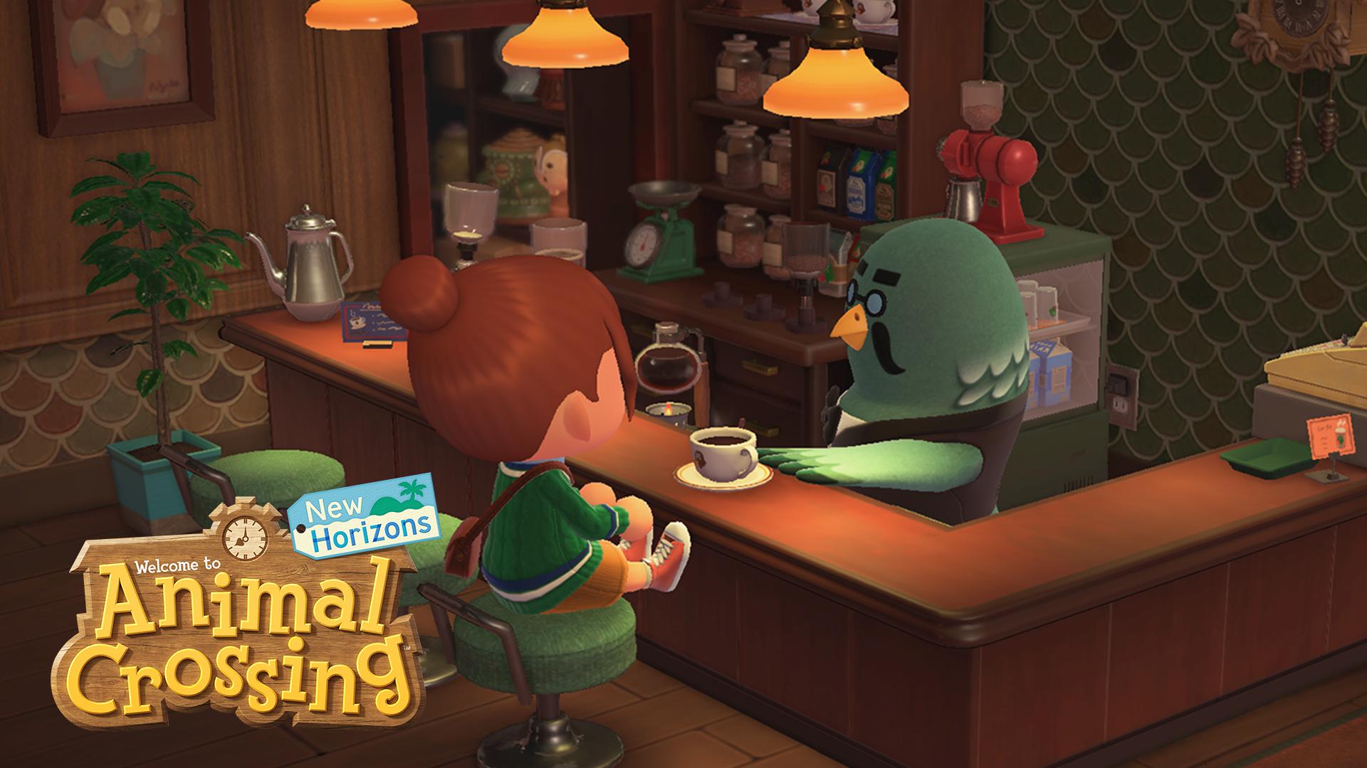 Alles neu in Animal Crossing Version 2.0: Brewster, Kapp'n, Kochen, Gyroids, neue Shops, mehr Steigungen