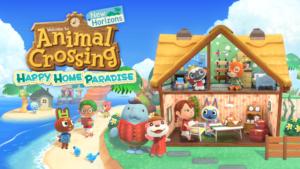 Animal Crossing: Happy Home Paradise kostenpflichtiger DLC bringt neue Designmerkmale und Gebäude zum Dekorieren