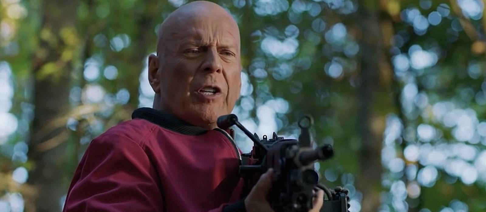 Das ist Apex Legends at Home: Bruce Willis spielt in einem neuen Science-Fiction-Film mit, in dem er gejagt wird