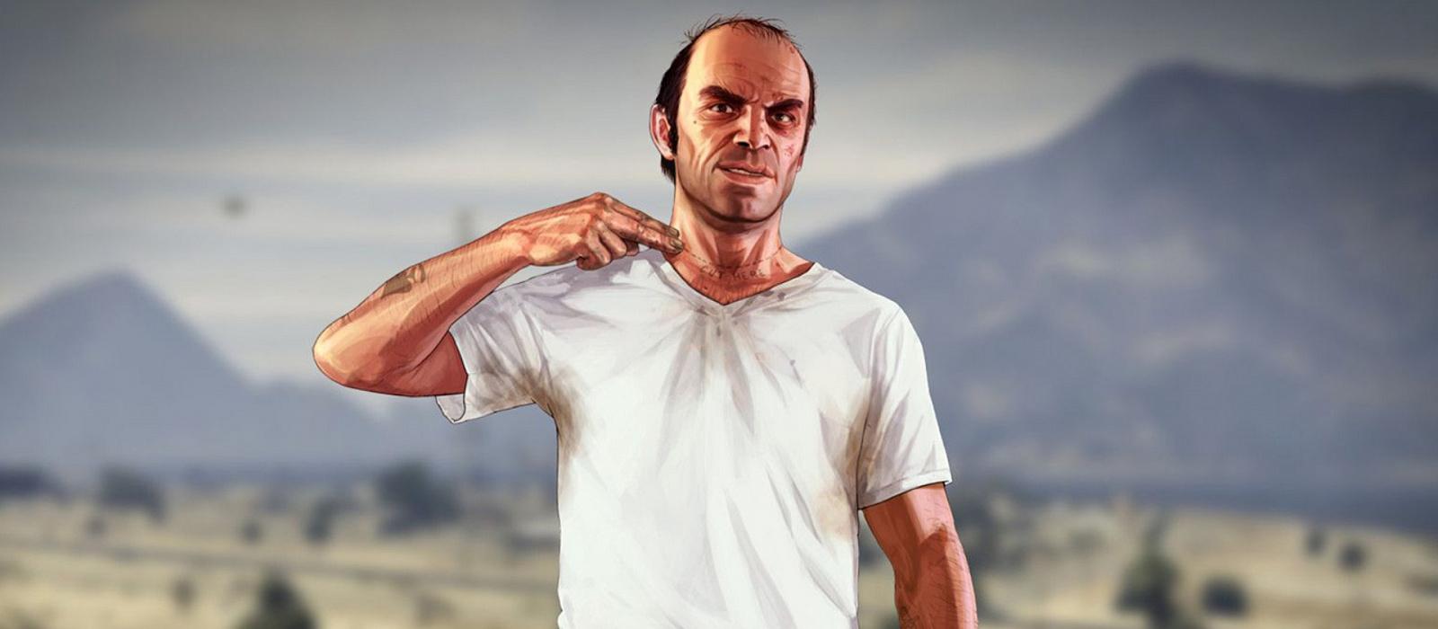 GTA-Spieler rannte nackt auf die Straße und hatte Streit mit einem Kriminellen