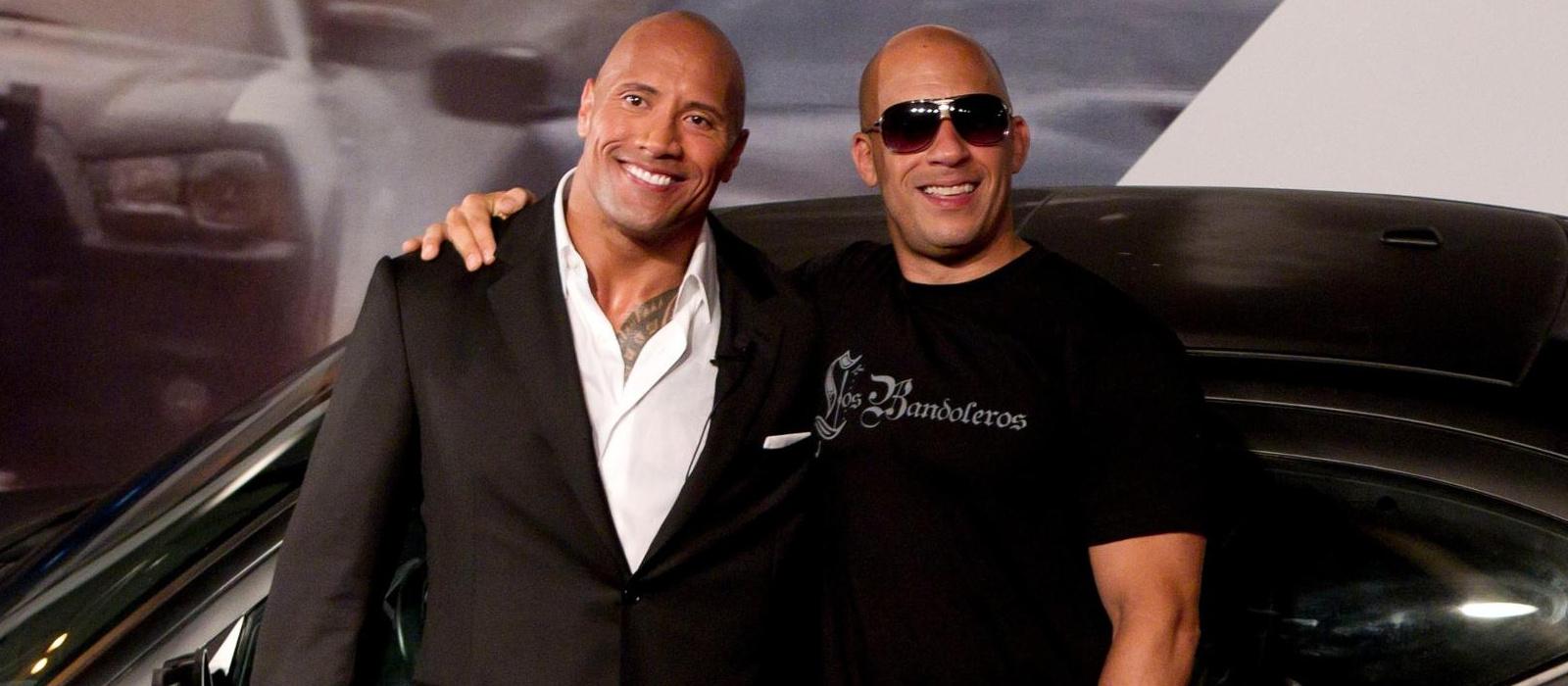 Vin Diesel und Dwayne Johnson haben es erfunden.  Wird Rock zu Fast and Furious zurückkehren?